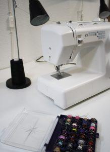 Clases de costura contínuas